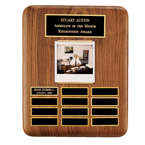 Perpetual Plaques – Awards for Less
